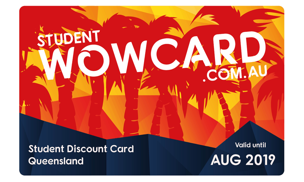 student wow card membership