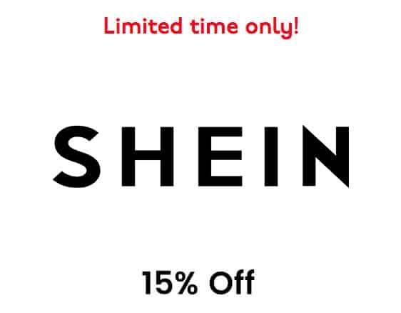 shein student discount code